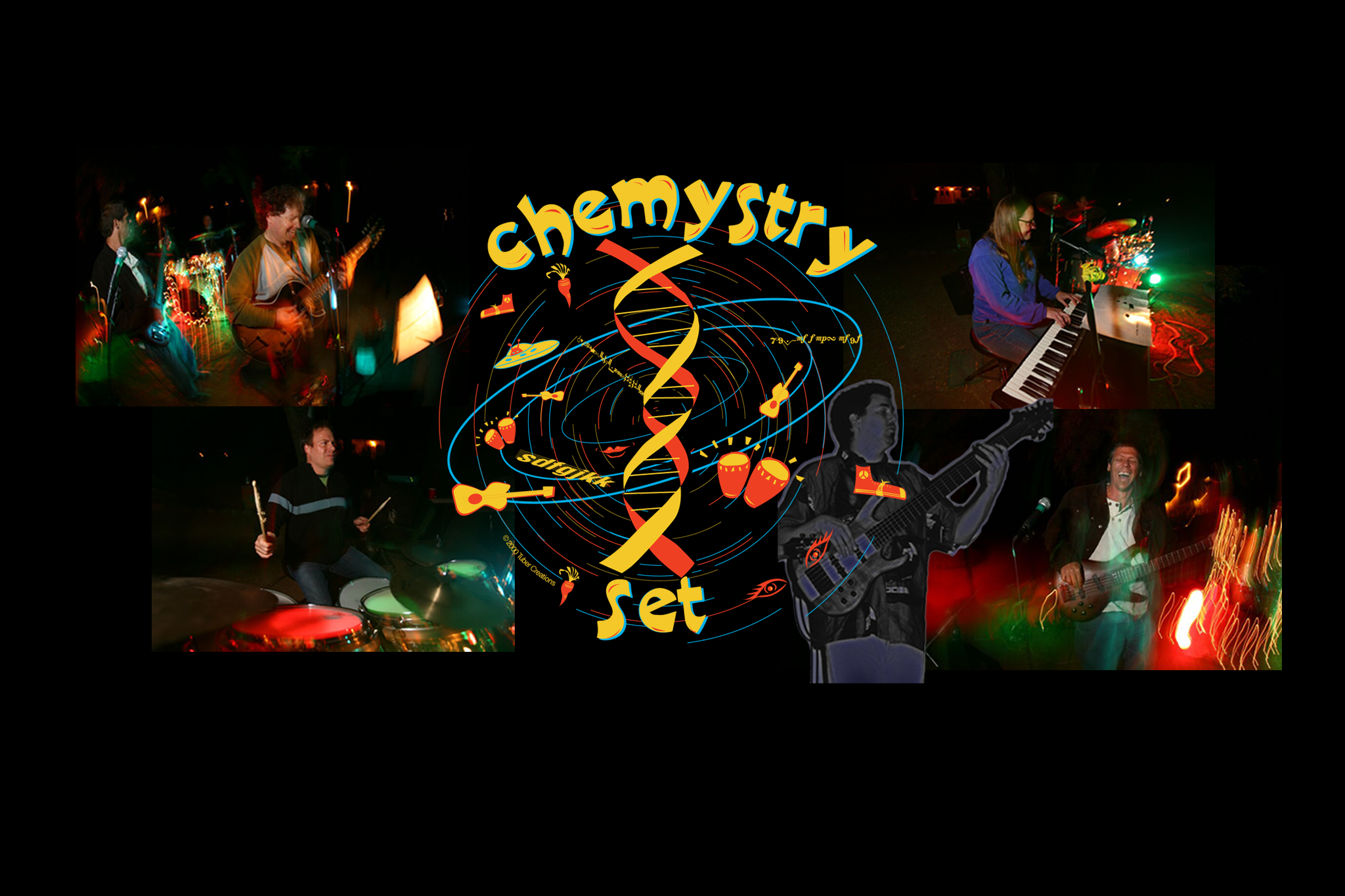 New Chemystry Set site is up!